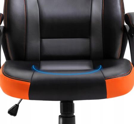 Fotel Gamingowy Huzaro Force 4.2 Orange