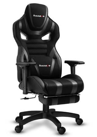 Fotel gamingowy Huzaro Force 7.5 Black Mesh