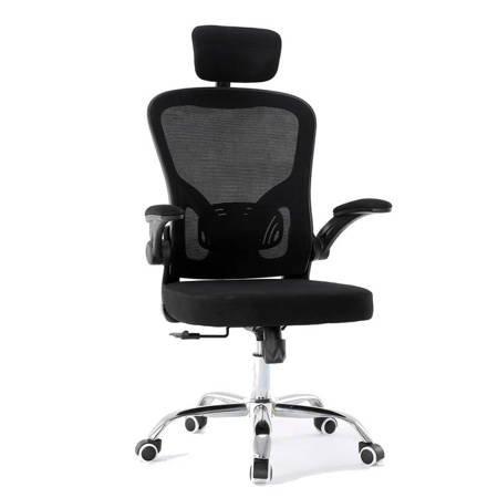 Fotel obrotowy Dory Czarny