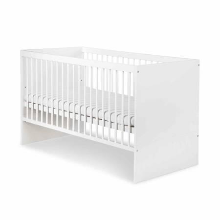Łóżeczko dziecięce 140 x 70 cm + tapczanik + szuflada