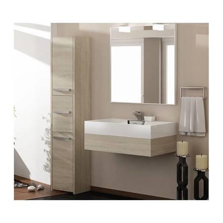 Szafka łazienkowa S43 Dąb Sonoma